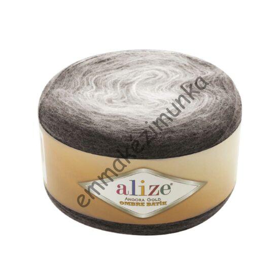 Angora Gold Ombre Batik 7267