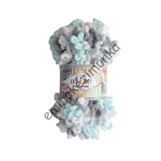 Puffy fine color 5939