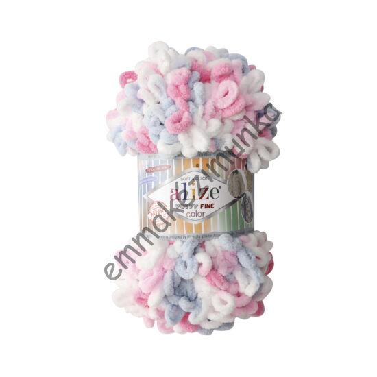 Puffy fine color 5945