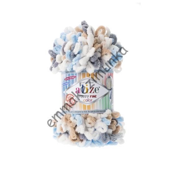 Puffy fine color 5946
