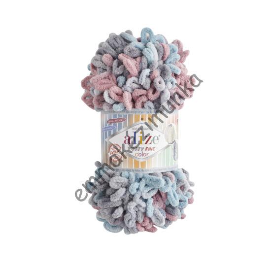 Puffy fine color 6041