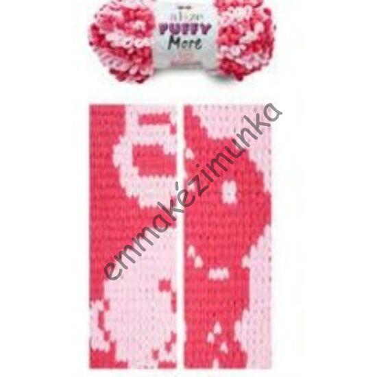 Puffy more 6274 rózsaszín-pink
