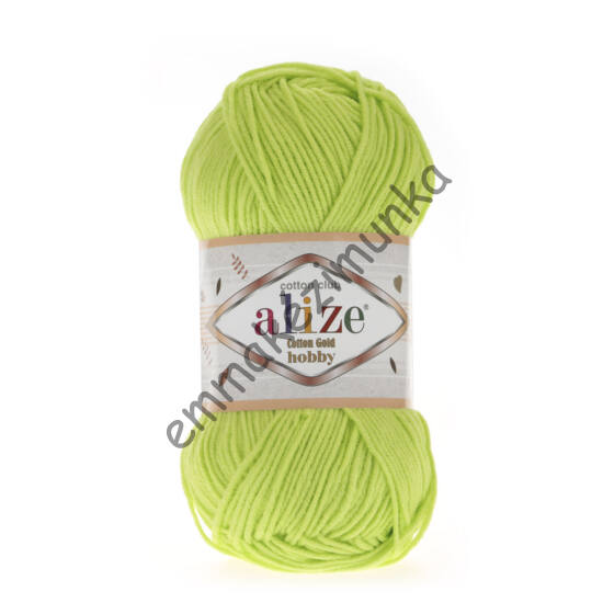Cotton Gold Hobby 612