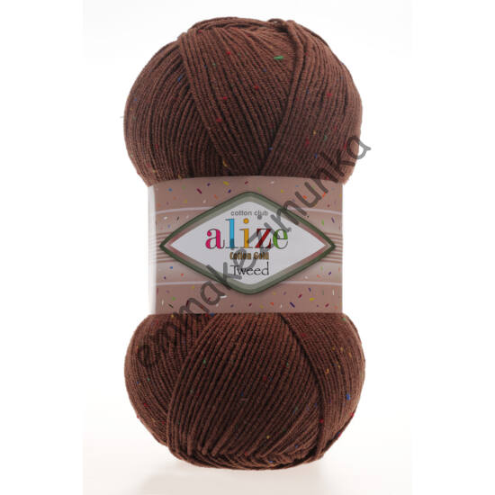 Cotton Gold Tweed 493 - kifutó